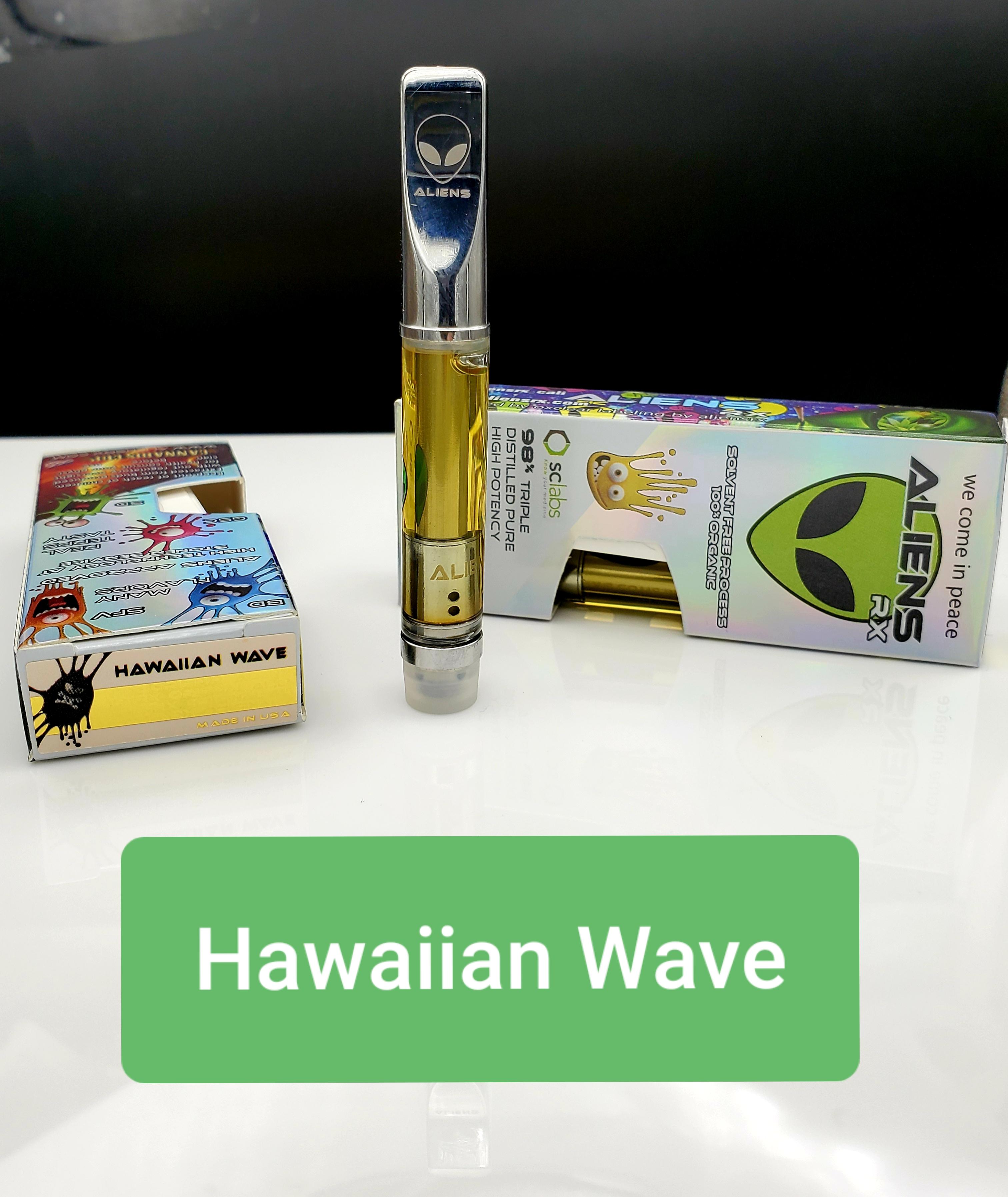 AliensRX Hawaiian Wave - 1800 MG